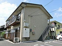 名坂ハイツ[2階]の外観