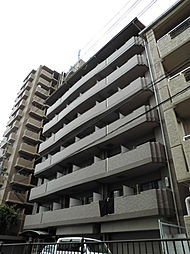 兵庫県尼崎市武庫川町2丁目の賃貸マンションの外観