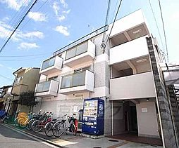 京都府京都市上京区柳図子町の賃貸マンションの外観