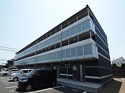 奈良県香芝市北今市2丁目の賃貸アパートの外観