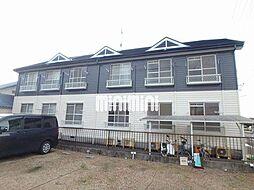 ハイツヤマサ[1階]の外観