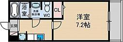ガルニエ[2階]の間取り
