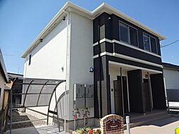 愛知県一宮市両郷町3丁目の賃貸アパートの外観