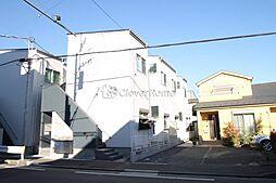 JR横浜線 淵野辺駅 徒歩13分の賃貸アパート