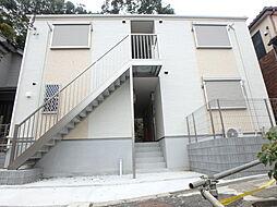 GATE LAGOON戸塚町新築アパート[1階]の外観