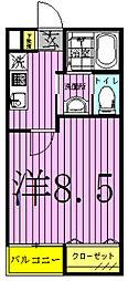 SOLEIL COPAIN〜ソレイユ コパン〜[1階]の間取り