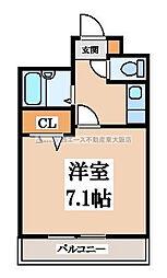 スペランツァデリーティア[2階]の間取り