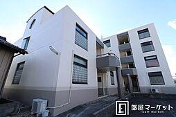 愛知県岡崎市宇頭町の賃貸マンションの外観