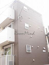 神奈川県横浜市西区浅間町2丁目の賃貸アパートの外観