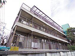 ルミエールII[2階]の外観