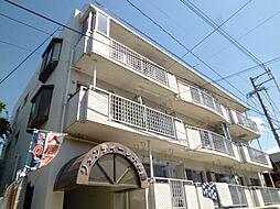 福岡県福岡市東区若宮2丁目の賃貸マンションの外観