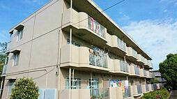 ネオフラッツB棟[1階]の外観