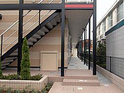 レオパレスG&C[1階]の外観