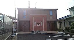広島県安芸郡海田町国信2丁目の賃貸アパートの外観