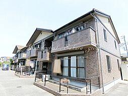 神奈川県茅ヶ崎市菱沼3丁目の賃貸アパートの外観