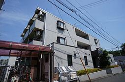 ルーラル三田[104号室]の外観