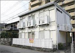 東辻井ハイツ[203号室]の外観