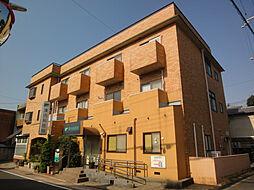 京都府京都市山科区西野大手先町の賃貸マンションの外観