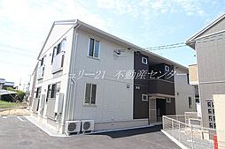 JR津山線 法界院駅 徒歩8分の賃貸アパート