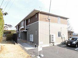 広島県広島市佐伯区三宅5丁目の賃貸アパートの外観
