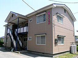 桜ハイムA[102号室]の外観
