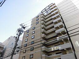 大阪府吹田市豊津町の賃貸マンションの外観