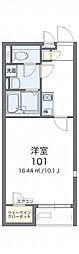 レオネクストタケウチ[1階]の間取り