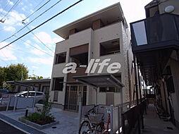 [タウンハウス] 兵庫県神戸市東灘区本山中町3丁目 の賃貸【/】の外観