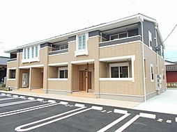 JR筑豊本線 筑前山家駅 バス9分 西鉄篠隈バス停下車 徒歩4分の賃貸アパート