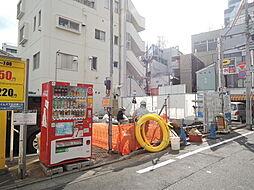 (仮称)下北沢プロジェクト・1階店舗
