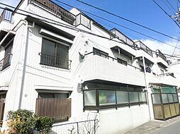 東京都練馬区土支田の賃貸マンションの外観