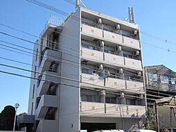 京都府宇治市槇島町十八の賃貸マンションの外観
