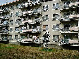 狭山遊園ハイツ6棟[1階]の外観