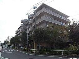 埼玉県所沢市若狭1丁目の賃貸マンションの外観