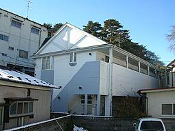 宮城県仙台市太白区八木山香澄町の賃貸アパートの外観