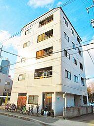 シャンブル北加賀屋[4階]の外観