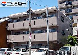 徳川パークサイドマンションA棟[1階]の外観