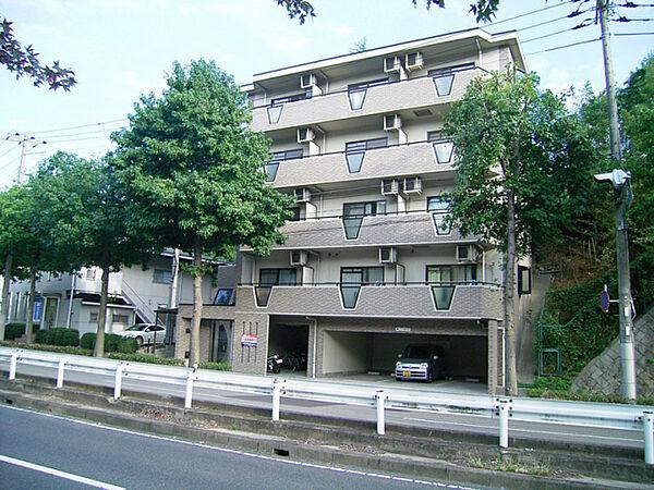 フォレストコート名谷 5階の賃貸【兵庫県 / 神戸市垂水区】