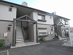 兵庫県姫路市東夢前台3丁目の賃貸アパートの外観
