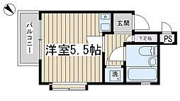 ライオンズマンション駒込第7[309号室]の間取り