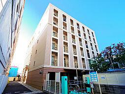 ソレイユ鶴瀬[3階]の外観