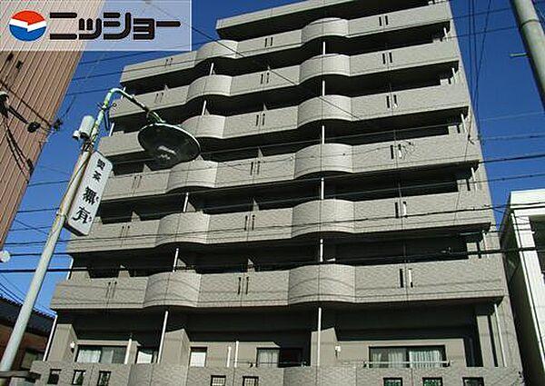 クレアシオン[3階]の外観