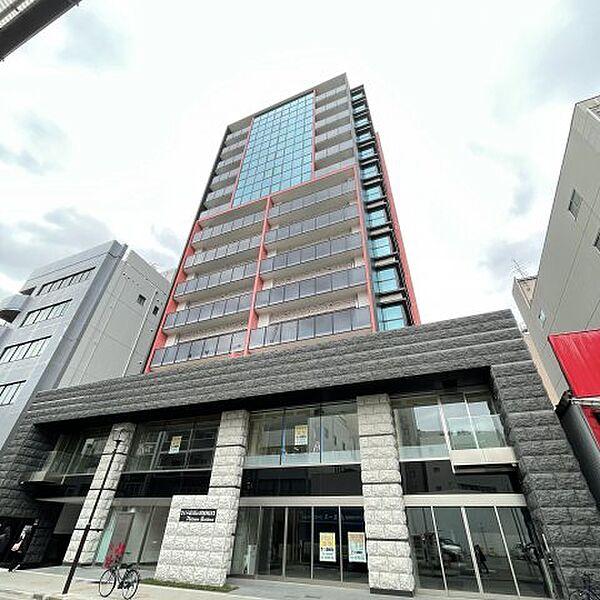 愛知県名古屋市中区錦2丁目の賃貸マンション