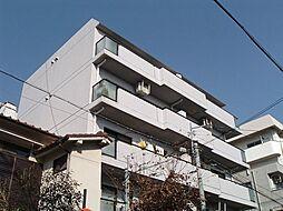 兵庫県神戸市長田区池田広町の賃貸マンションの外観