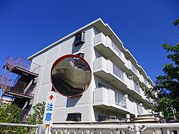 東京都東村山市本町1丁目の賃貸マンションの外観