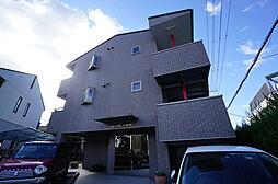大阪府吹田市千里山西5丁目の賃貸マンションの外観