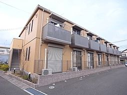 兵庫県明石市北王子町の賃貸アパートの外観