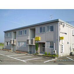 富山県富山市手屋2丁目の賃貸アパートの外観