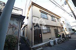 兵庫県神戸市長田区駒ケ林町6丁目の賃貸アパートの外観