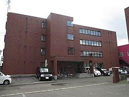 北海道砂川市西三条南1丁目の賃貸アパートの外観